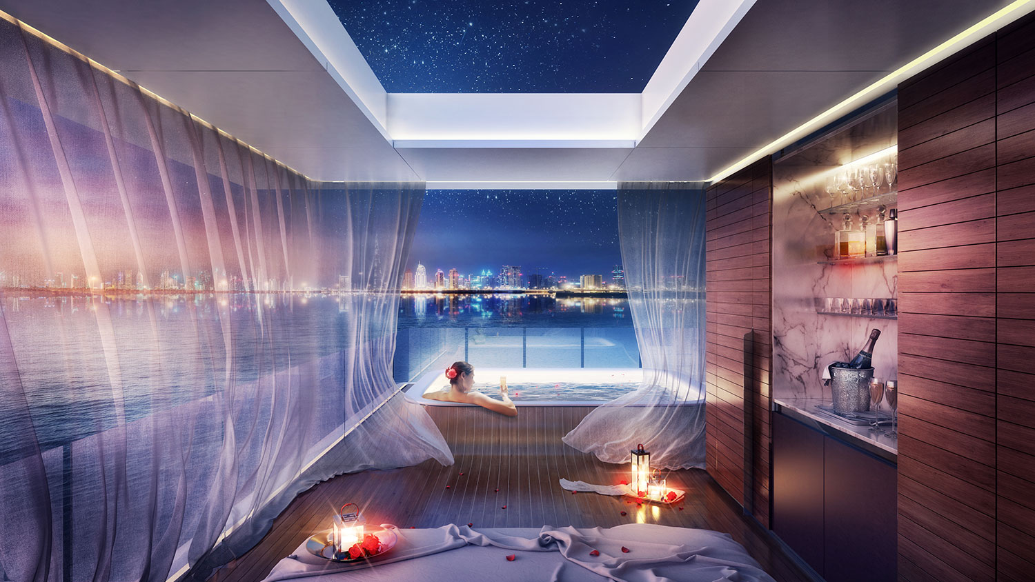 These Ultra Luxurious Floating Homes Look Incredible house3