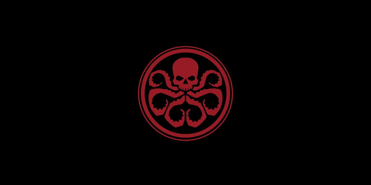 Why Im Team Cap: In Heroes We Trust hydra logo what marvel movie fans need to know