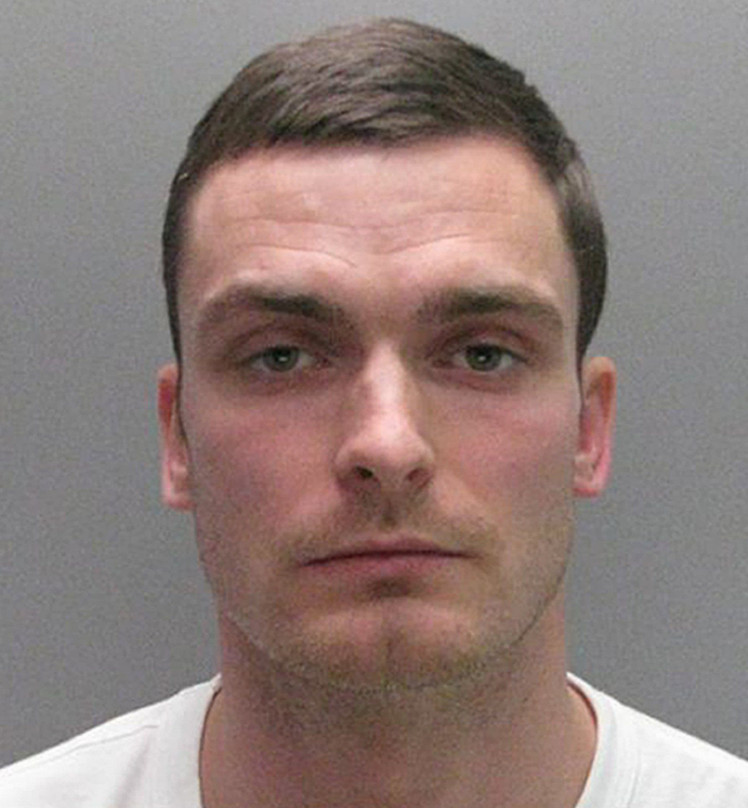 Adam Johnson Attacked In Jail After Getting Cocky With Other Inmates johnson1