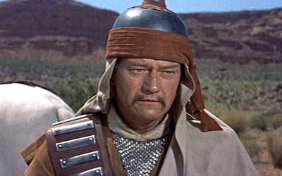 Are These The Worst Miscasts In Movie History? johnwayne art