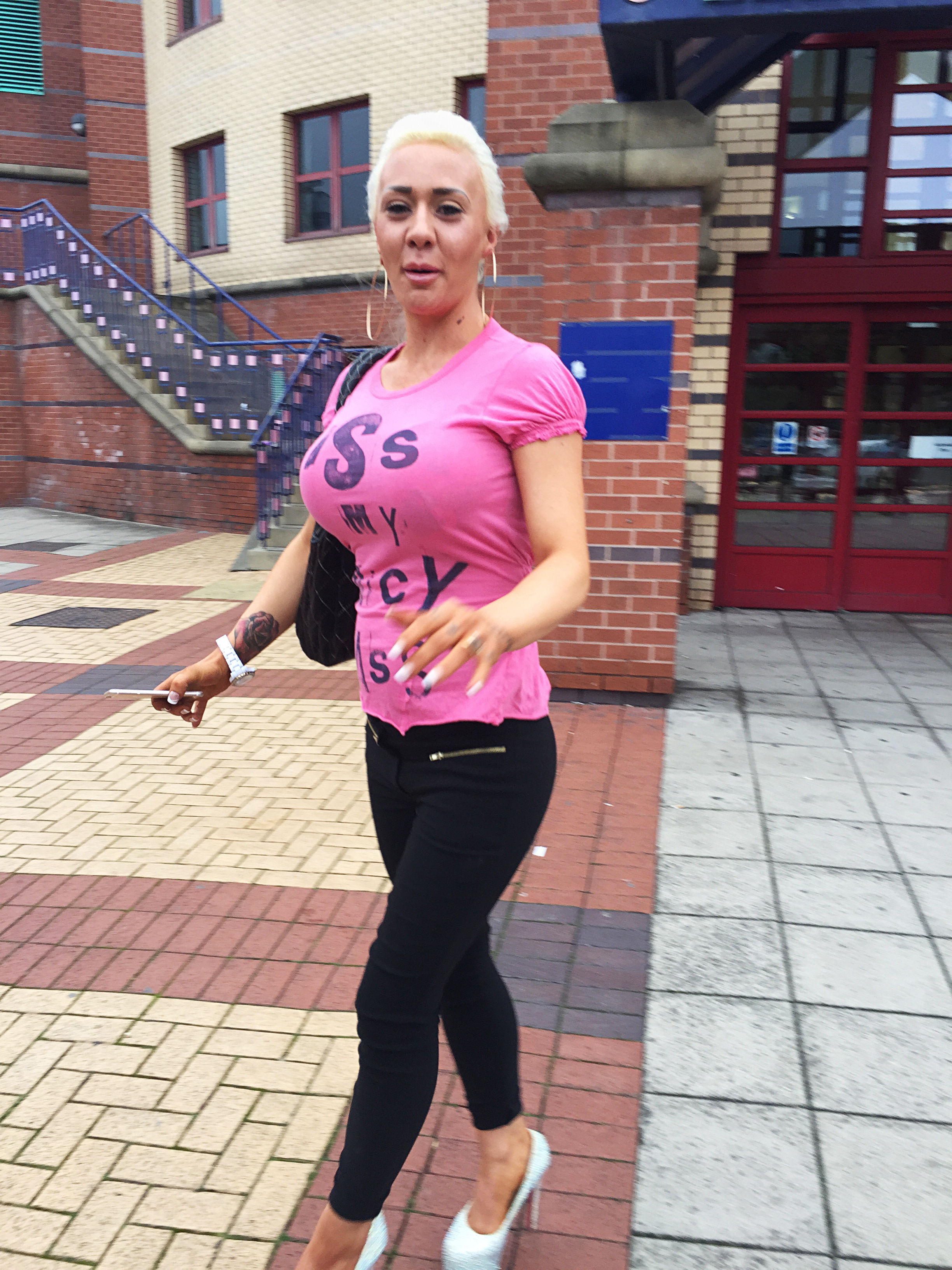Josie Cunningham Declares Shes Going To Be The Biggest Porn Star In The UK josie2