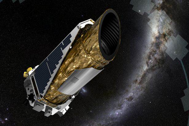 NASA May Have Discovered A New Planet Earth kepler k2 artistconcept