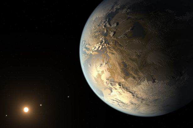 NASA May Have Discovered A New Planet Earth kepler186f artistconcept