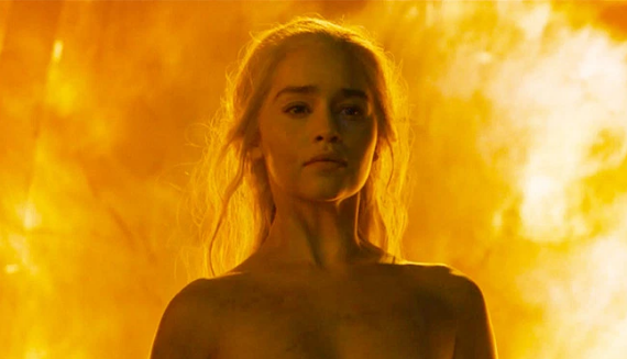 Everyone Is Freaking Out Over Latest Game Of Thrones Episode khaleesi1