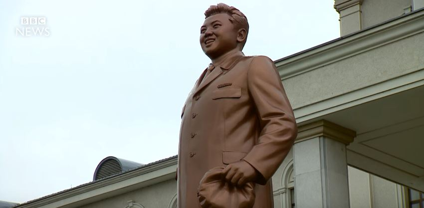 Heres The Footage That Got The BBC Banned From North Korea korea2