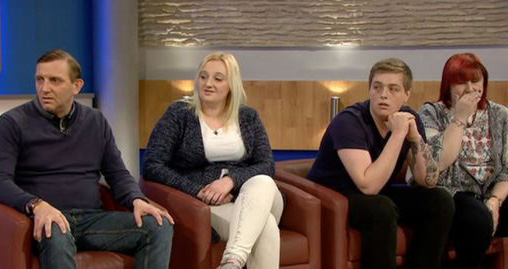 Jeremy Kyle Guest Who Stole £18,000 From Family Branded Worst Liar Ever kyle2