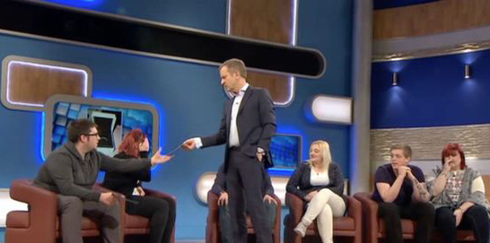 Jeremy Kyle Guest Who Stole £18,000 From Family Branded Worst Liar Ever kyle3