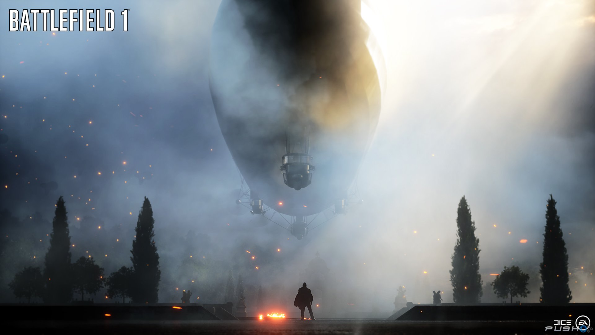 Fan Remakes Battlefield 1 Trailer In GTA 5 With Hilarious Results large