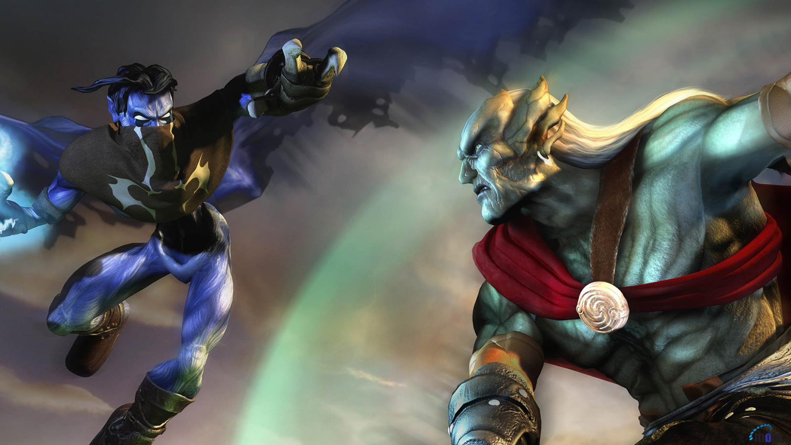 Footage Of Cancelled Legacy Of Kain Game Surfaces legacy of kain