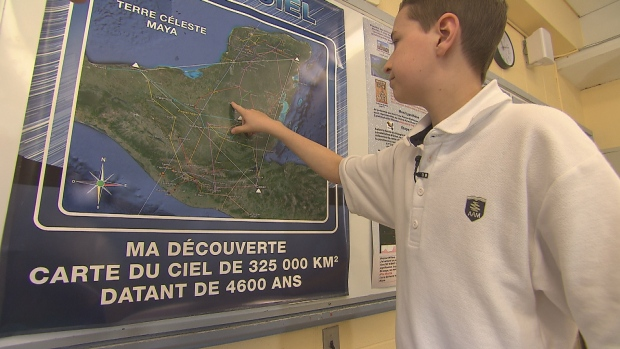 15 Year Old Discovers Ancient Lost City In Middle Of Jungle maya4
