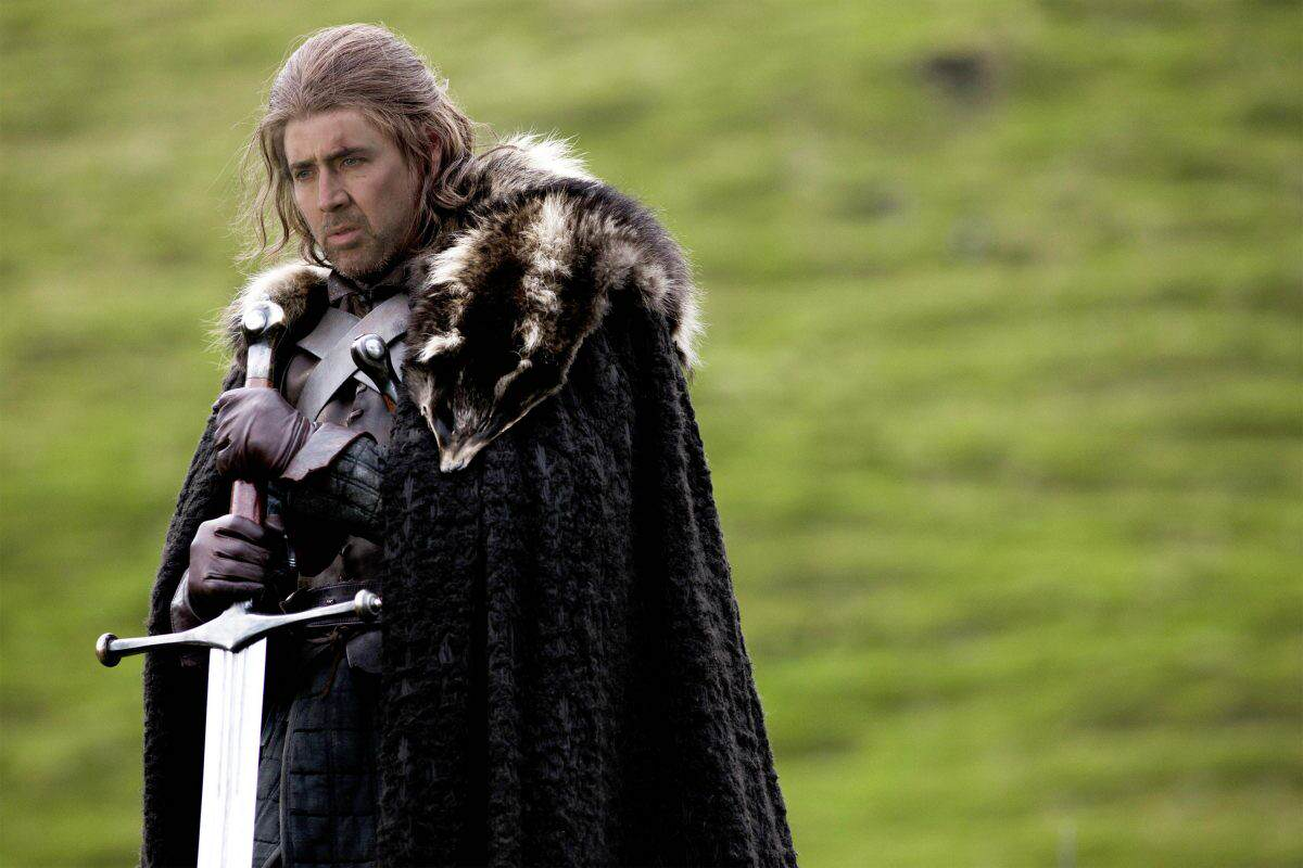 Nicolas Cage As Every Game Of Thrones Character Is Hilarious ned stark 1200x800