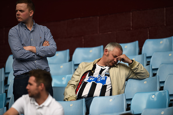 Five Things The Premier League Taught Us This Weekend nufc fan stu forster getty