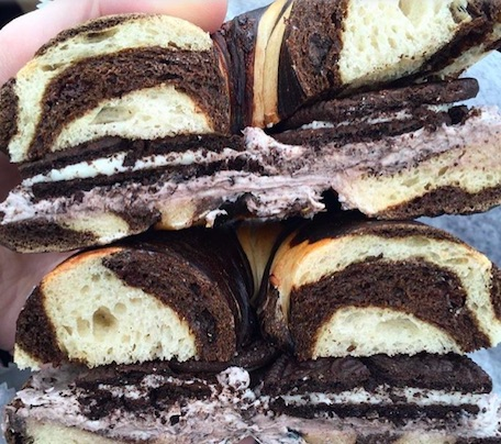 Oreo Bagels Could Be The Most Indulgent Breakfast Treat Yet oreobagel2