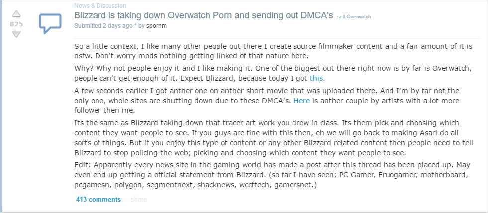 This Video Game Inspired Porn Is Being Removed From Pornhub overwatch porn 3