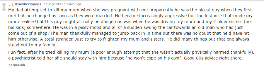 Murderers Families Share The Grisly Early Warning Signs Of Deadly Behaviour quote1