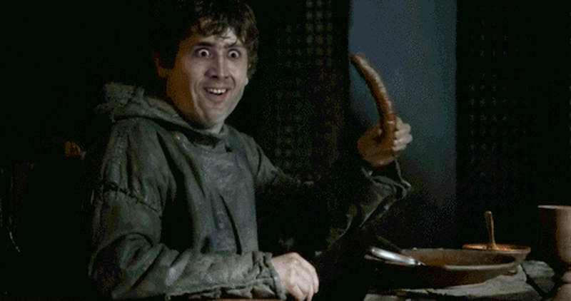 Nicolas Cage As Every Game Of Thrones Character Is Hilarious ramsey bolton
