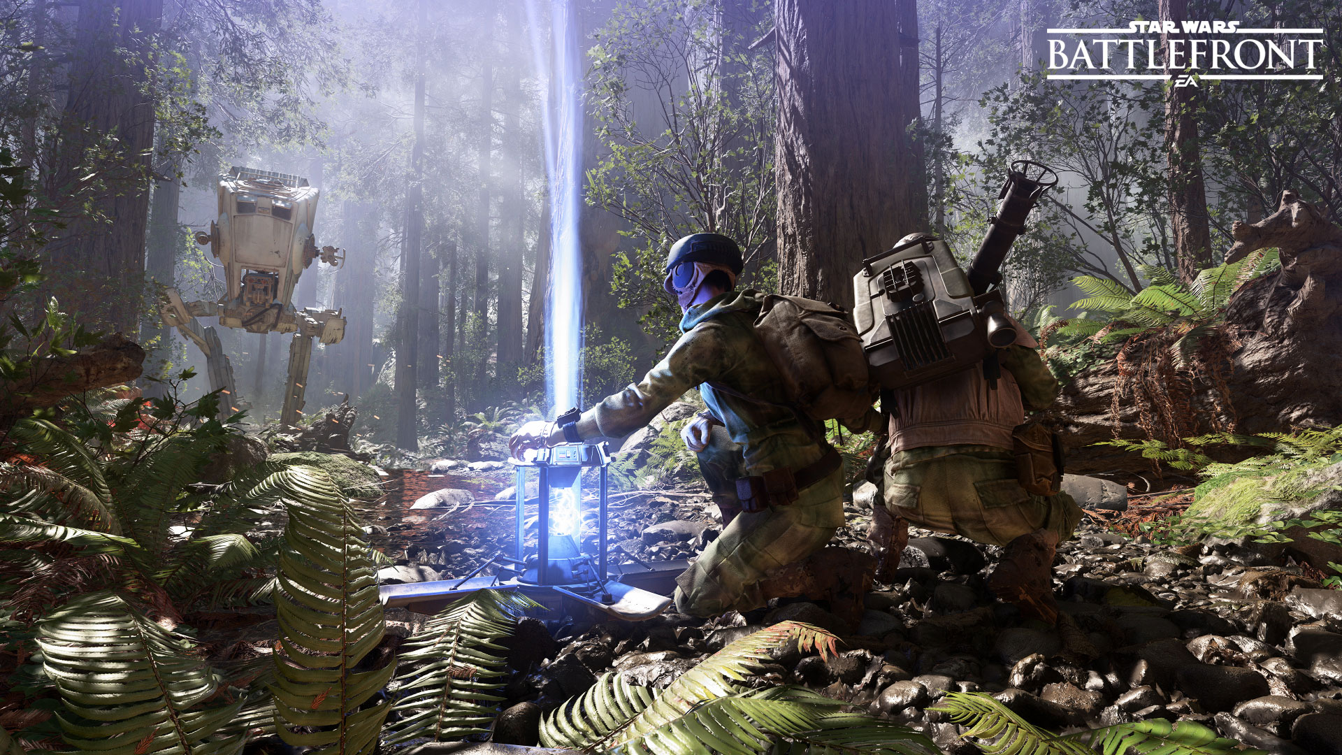 Star Wars Battlefront Sequel Confirmed, Will Tie In To New Movies rendition1.img  2