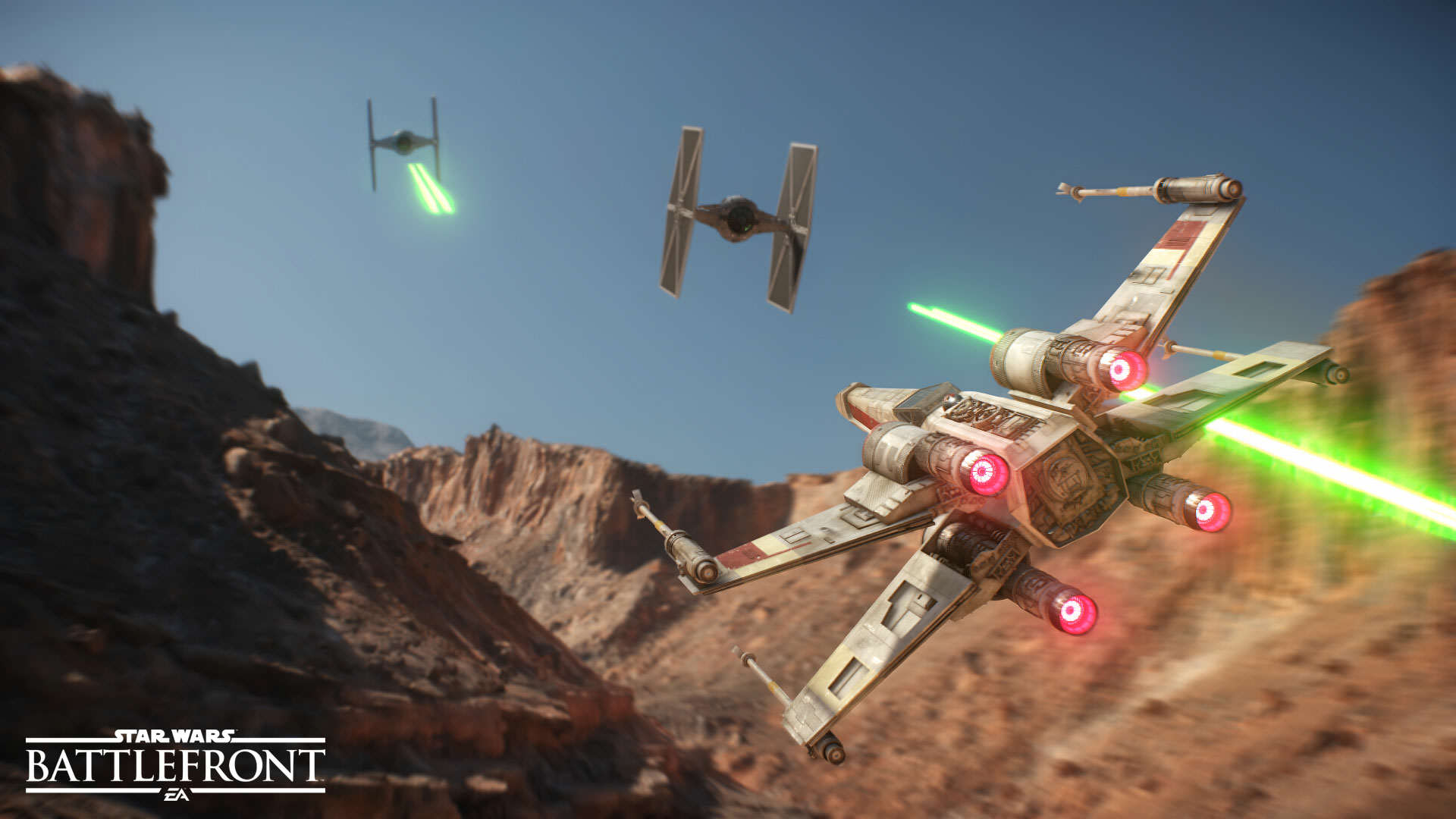 EA Explains Why Star Wars Battlefront Didnt Have A Campaign rendition1.img  4
