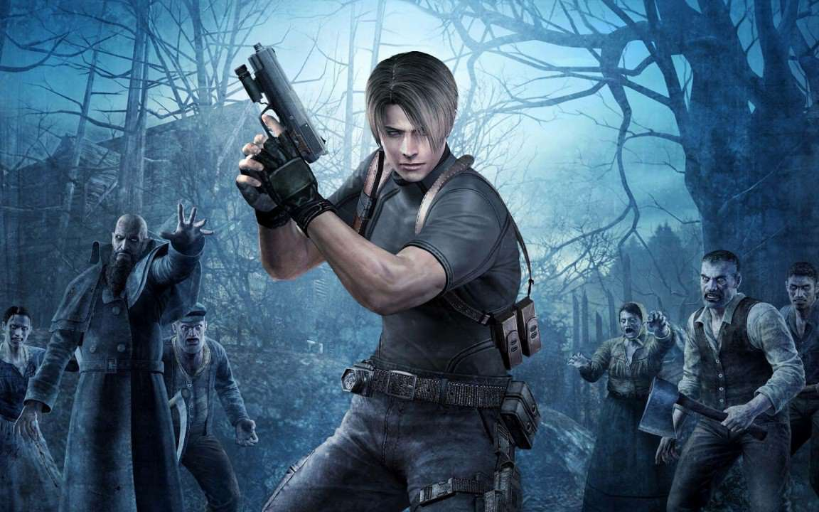 Resident Evil 7 Being Worked On With P.T. Dev resident evil 4 1152x720
