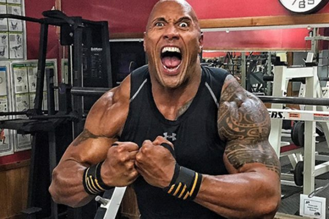 The Rock Has Somehow Managed To Get Even Bigger