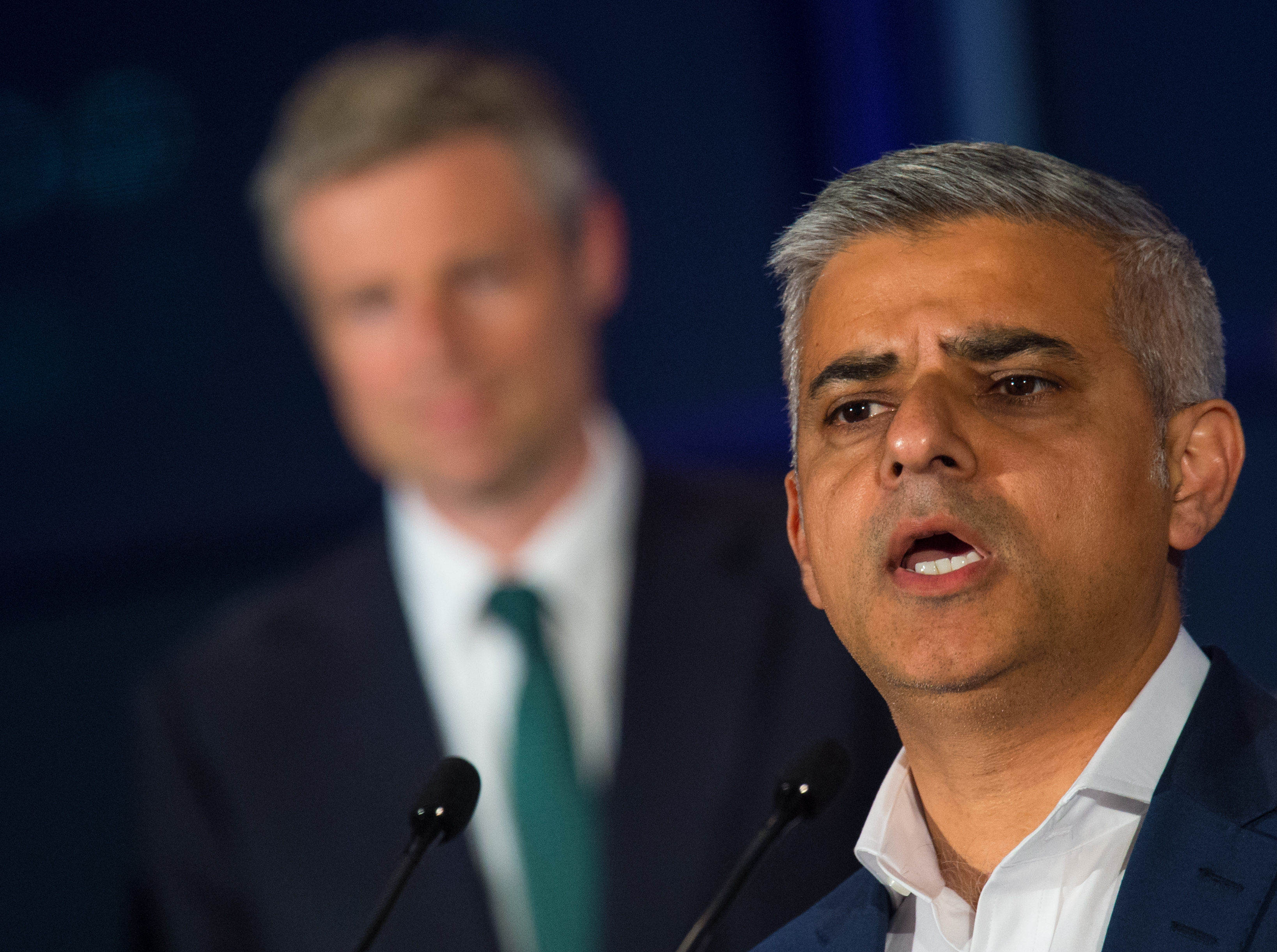 There Has Been A Brilliant Response To Racist Hijacking Of #LondonHasFallen sadiq2