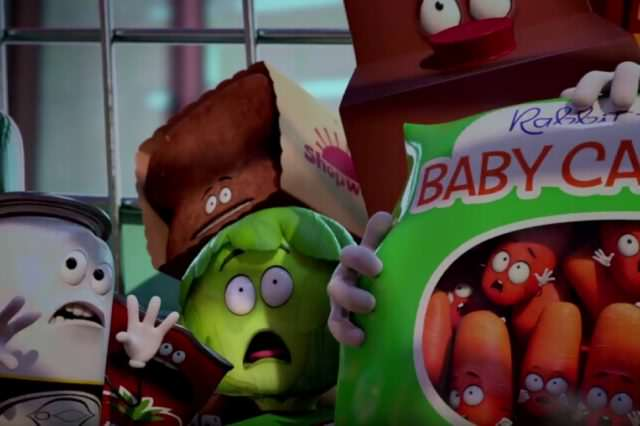 The New Sausage Party Trailer Looks F*cking Hilarious sausage party 640x426
