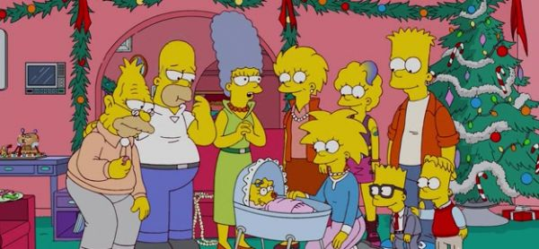 Internet Suggests Endings For The Final Ever Simpsons Episode simpsons end 1