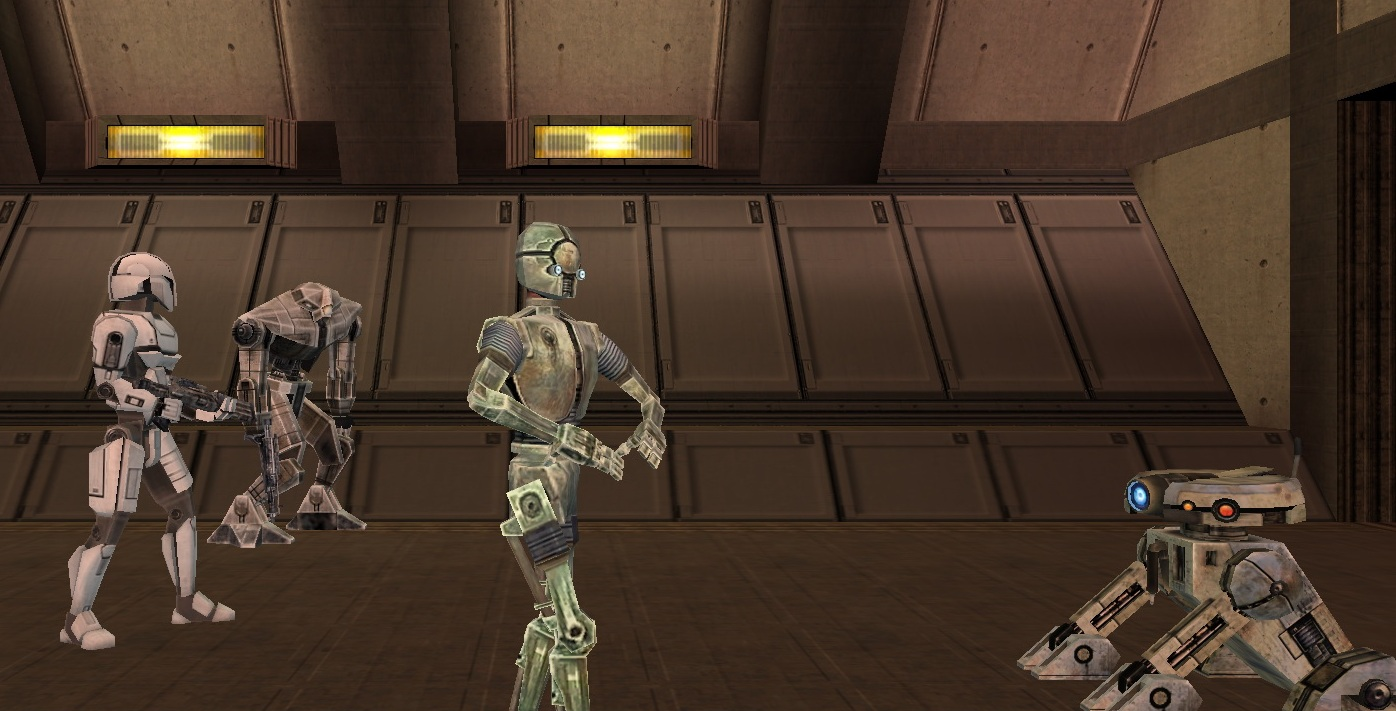 Nine Games With Awesome Star Wars Mods sith lords screen