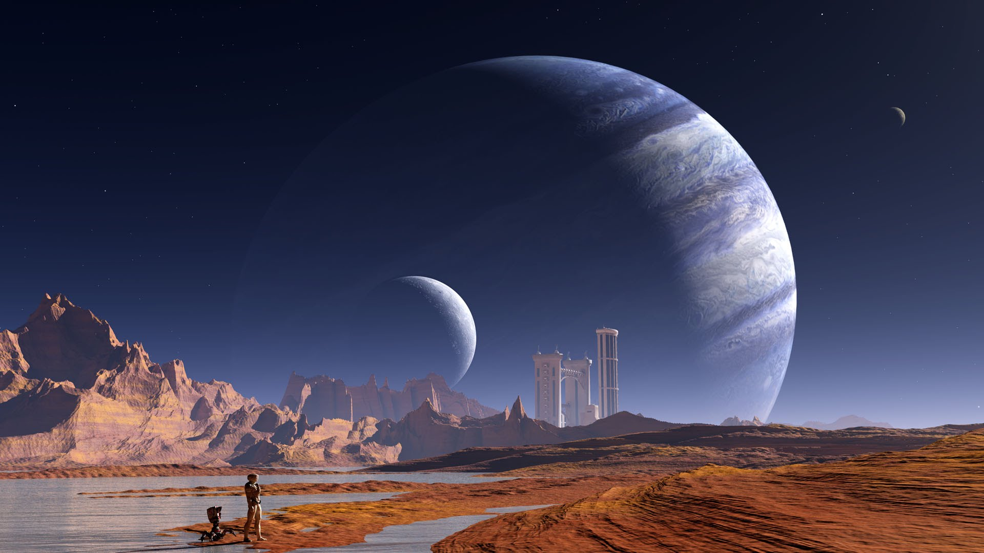 This New Second Earth Could Support Human Life, Say Scientists space 1