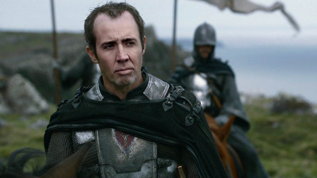 Nicolas Cage As Every Game Of Thrones Character Is Hilarious stannis