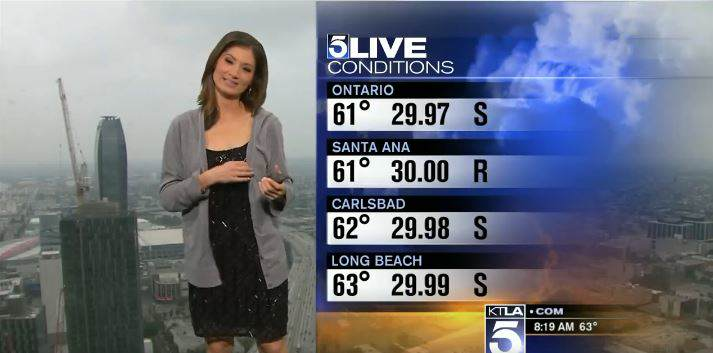News Station Accused Of Sexism After Presenter Forced To Cover Up sweater3
