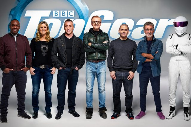 Matt LeBlanc Learns Hard Lesson About British Summers In Top Gear Trailer tg  line up maincloser af1 640x426