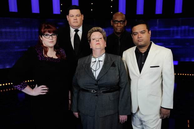 Anne Hegerty Was Almost Homeless And Living On Disability Allowance Before The Chase