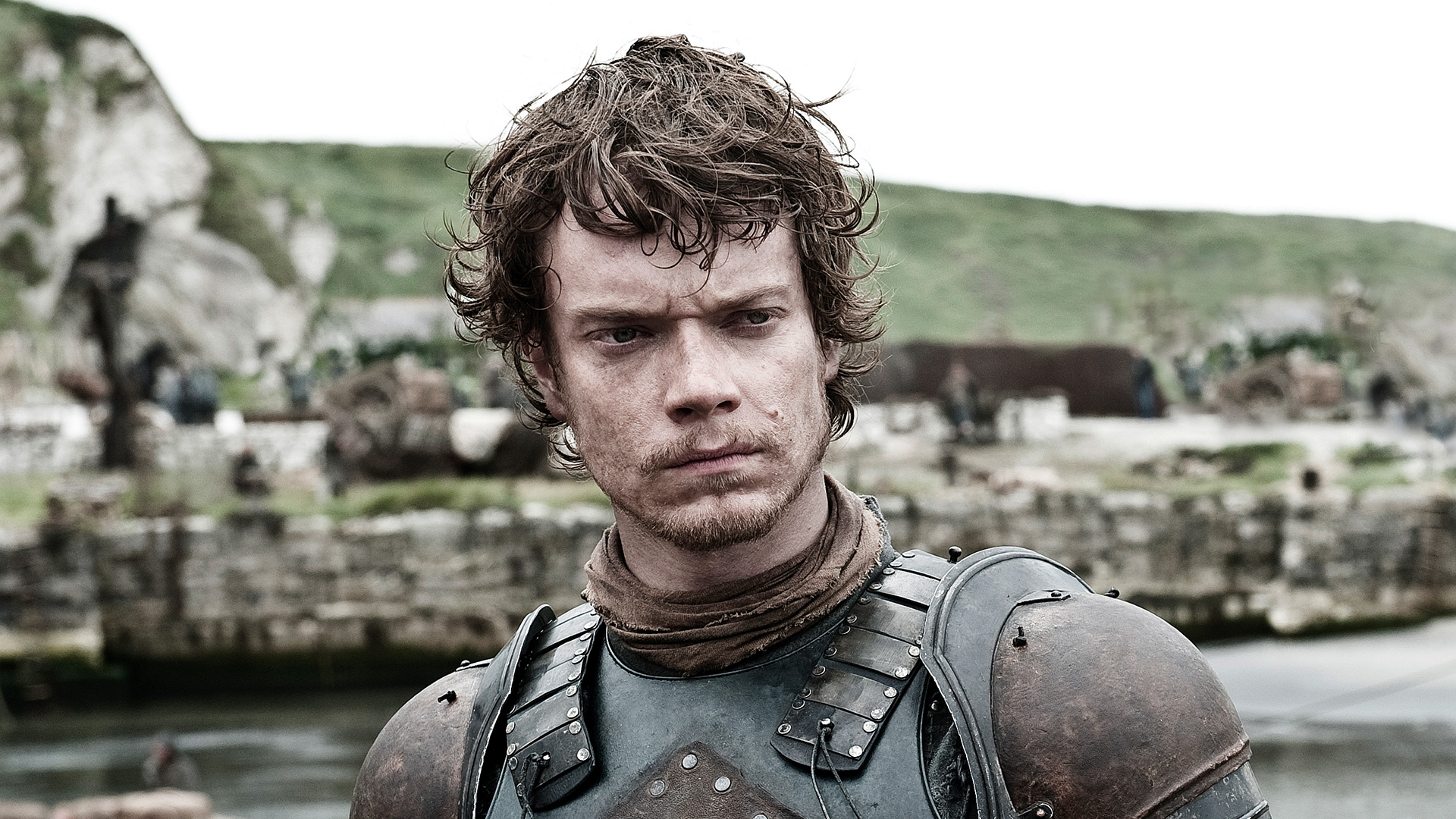 These Game Of Thrones Actors Had Some Interesting Early Roles theon greyjoy 1920