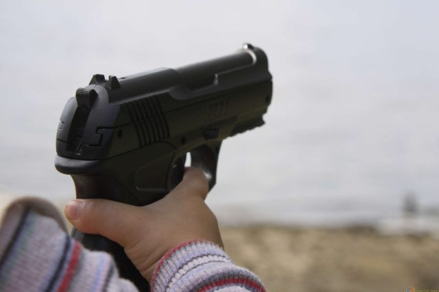 Little Kids Have Shot More People Than Youd Think This Year toddler weapon 01 640x426