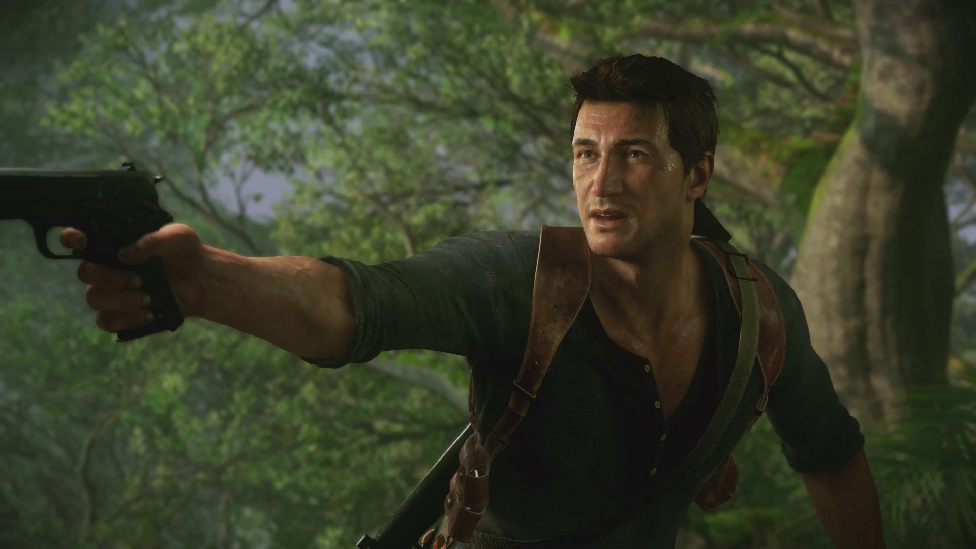 Uncharted 4 Platinum Trophy Owners Receive This Cool Gift uncharted 4 ps4 4