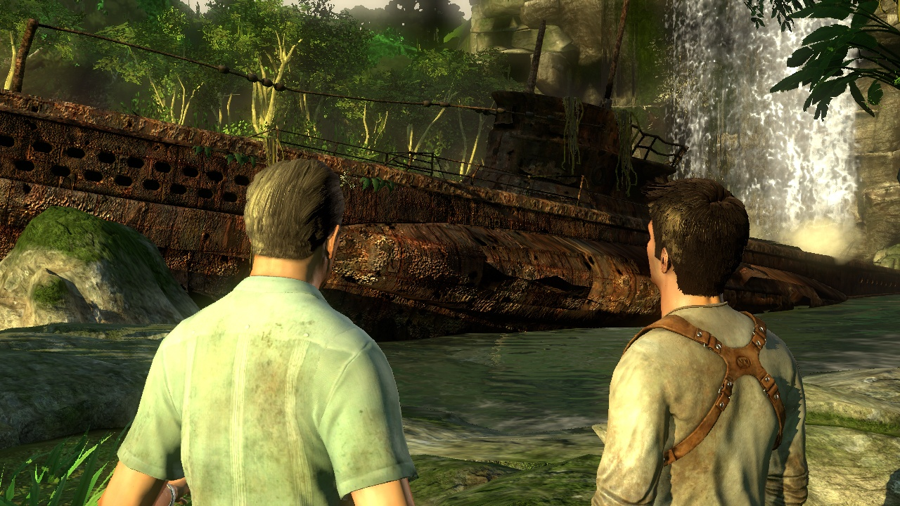 uncharted-boat