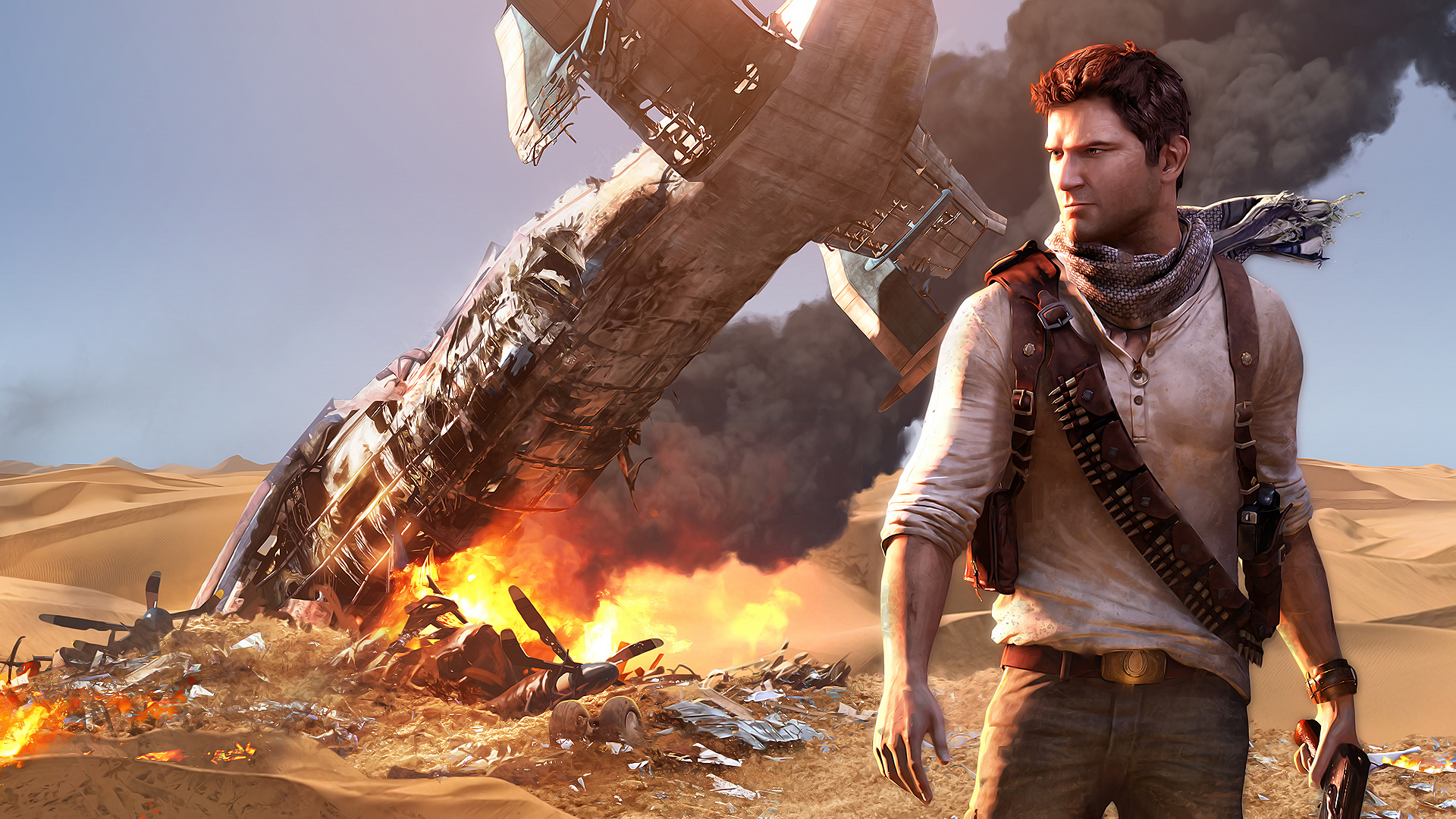 Hideo Kojima Shares First Details Of His Mysterious New Game uncharted