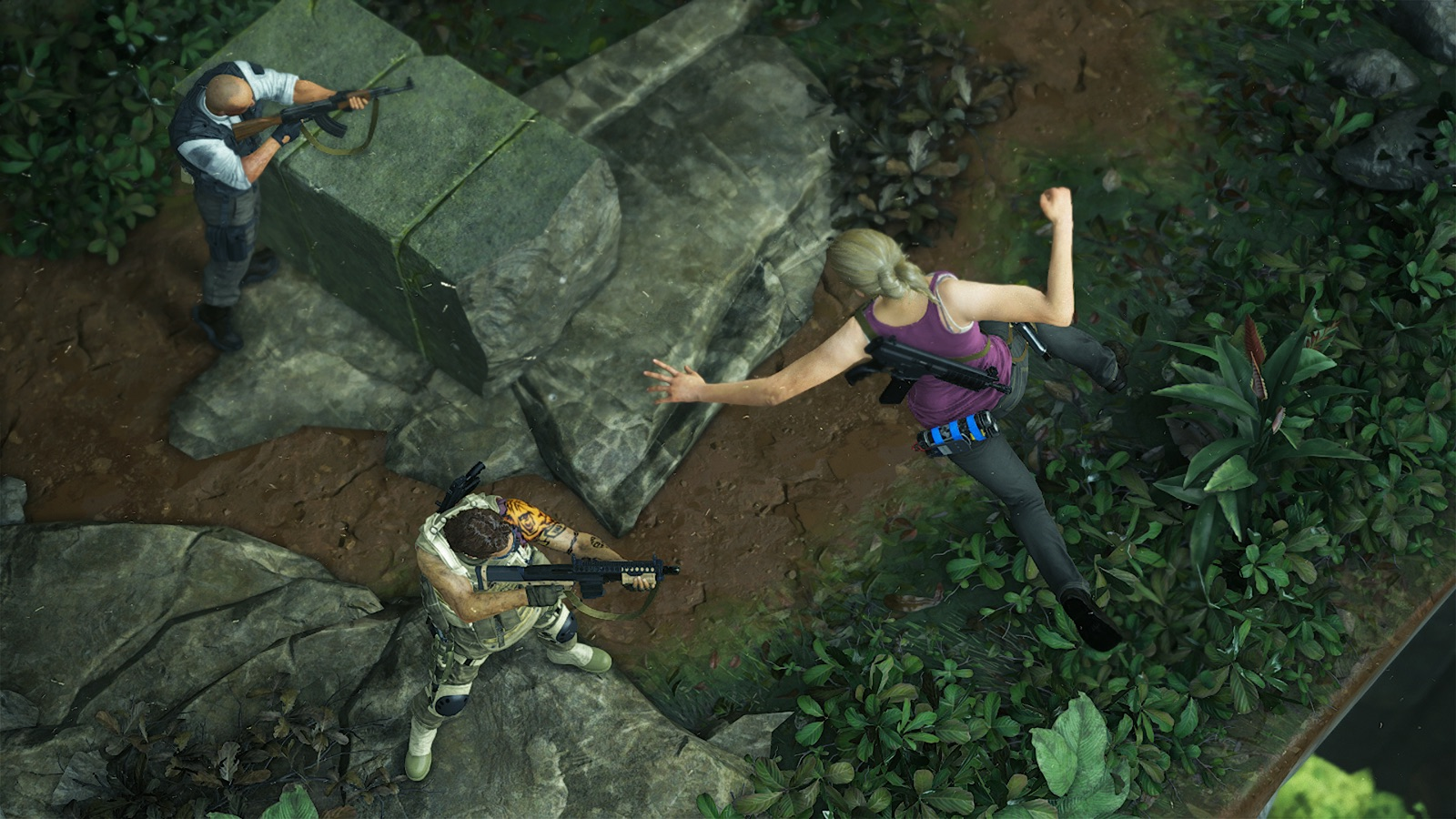 Naughty Dog Share Uncharted 4 DLC, Launch Modes, And More uncharted 4 multiplayer 3