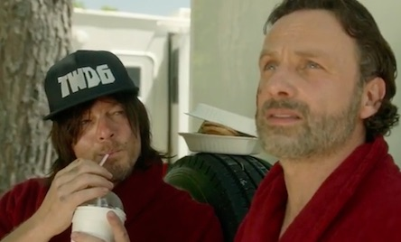 The Walking Dead Reimagined As A Sitcom Could Actually Work walking2