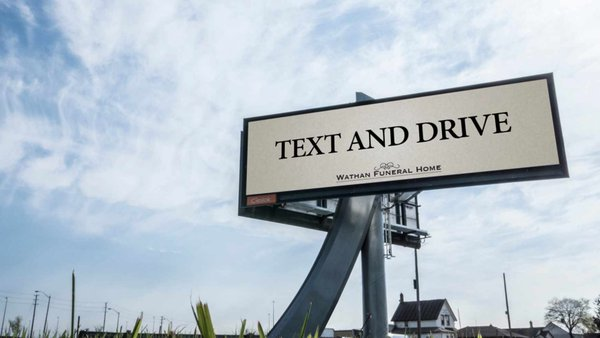 Hugely Inappropriate Billboard Actually Has Powerful Message wathan1