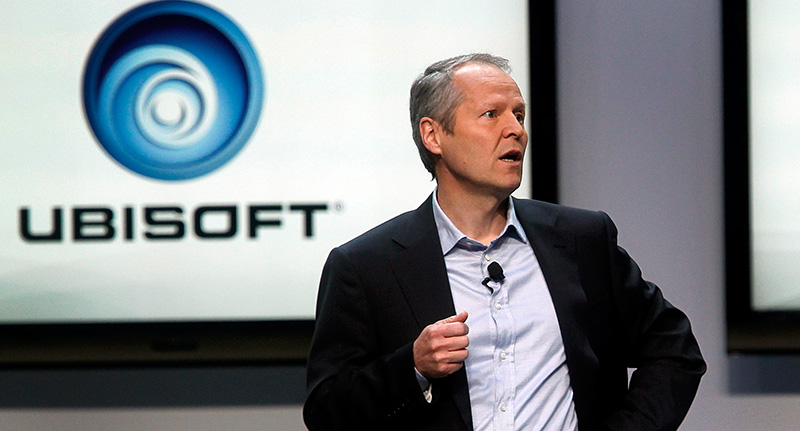Ubisoft CEO Speaks Out On The Future Of Console Gaming yvesfacebook