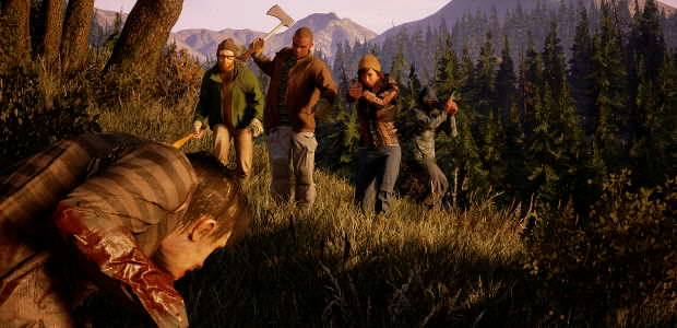 State Of Decay 2 Gets A Grim First Trailer 13stateofdecay2