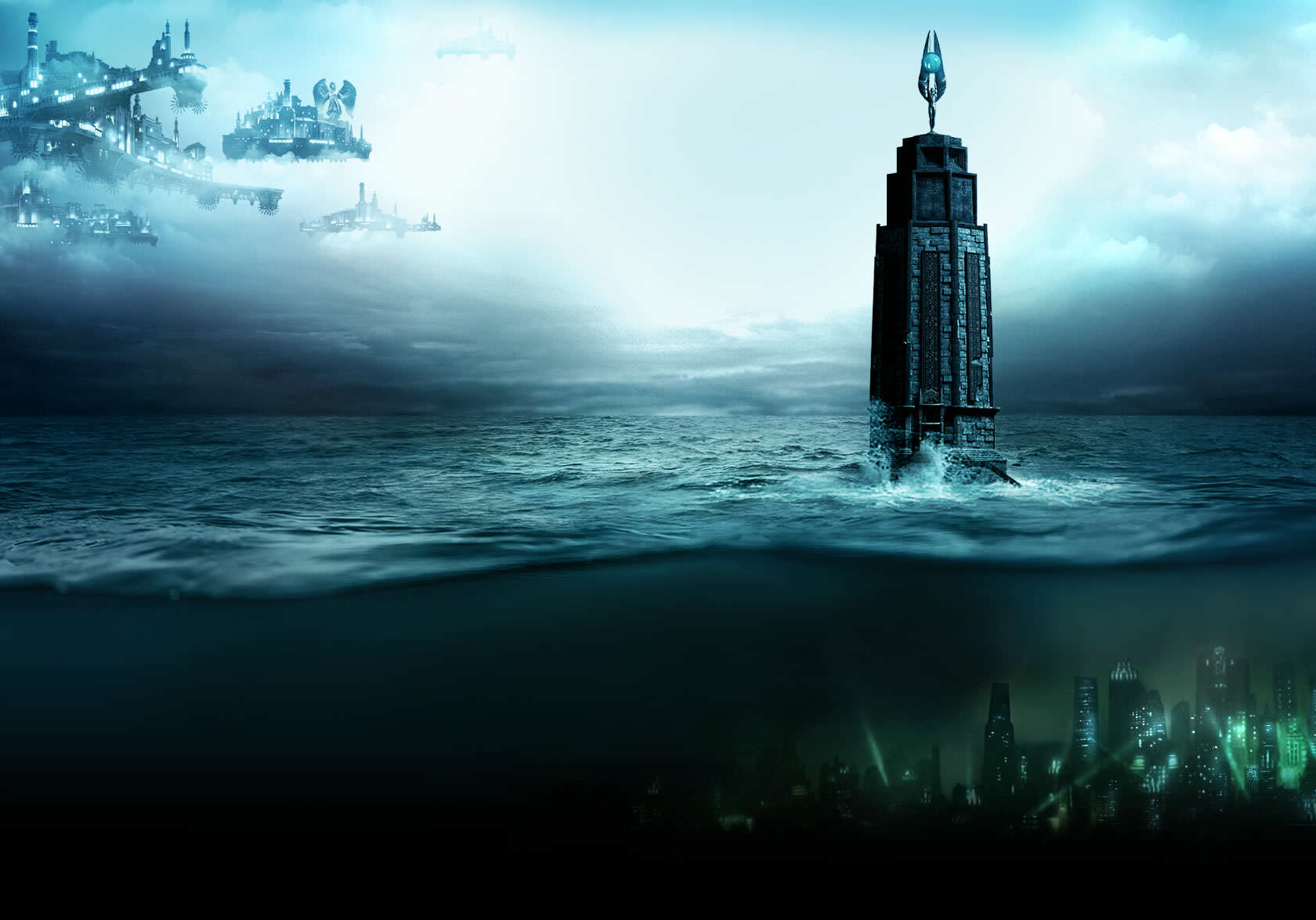 BioShock The Collection Officially Confirmed By 2K 1467223962 bioshock the collection art