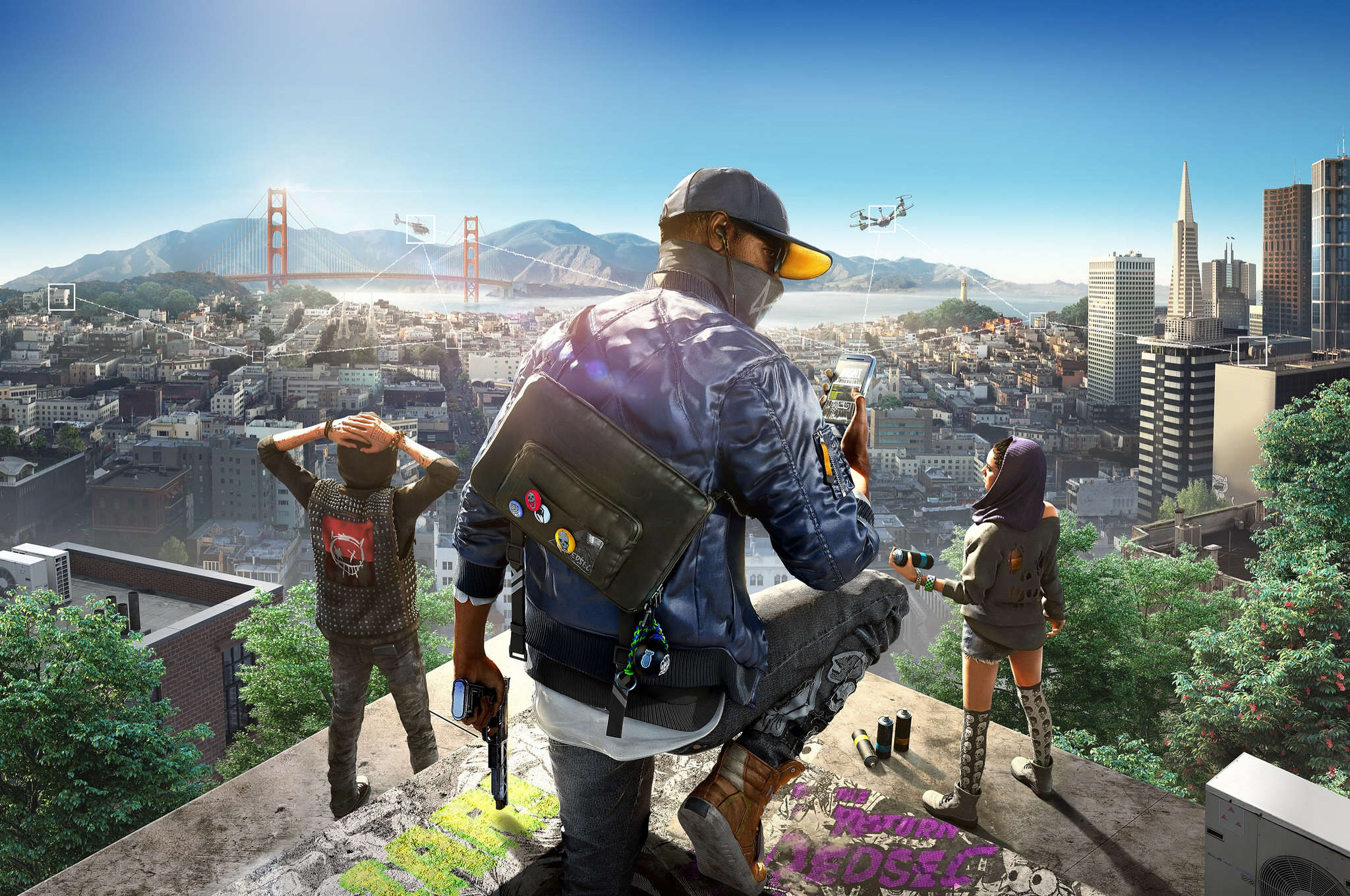 Watch Dogs 2 Livestream Reveals Tons Of New Story And Gameplay Details 27430709642 f3a6942911 k