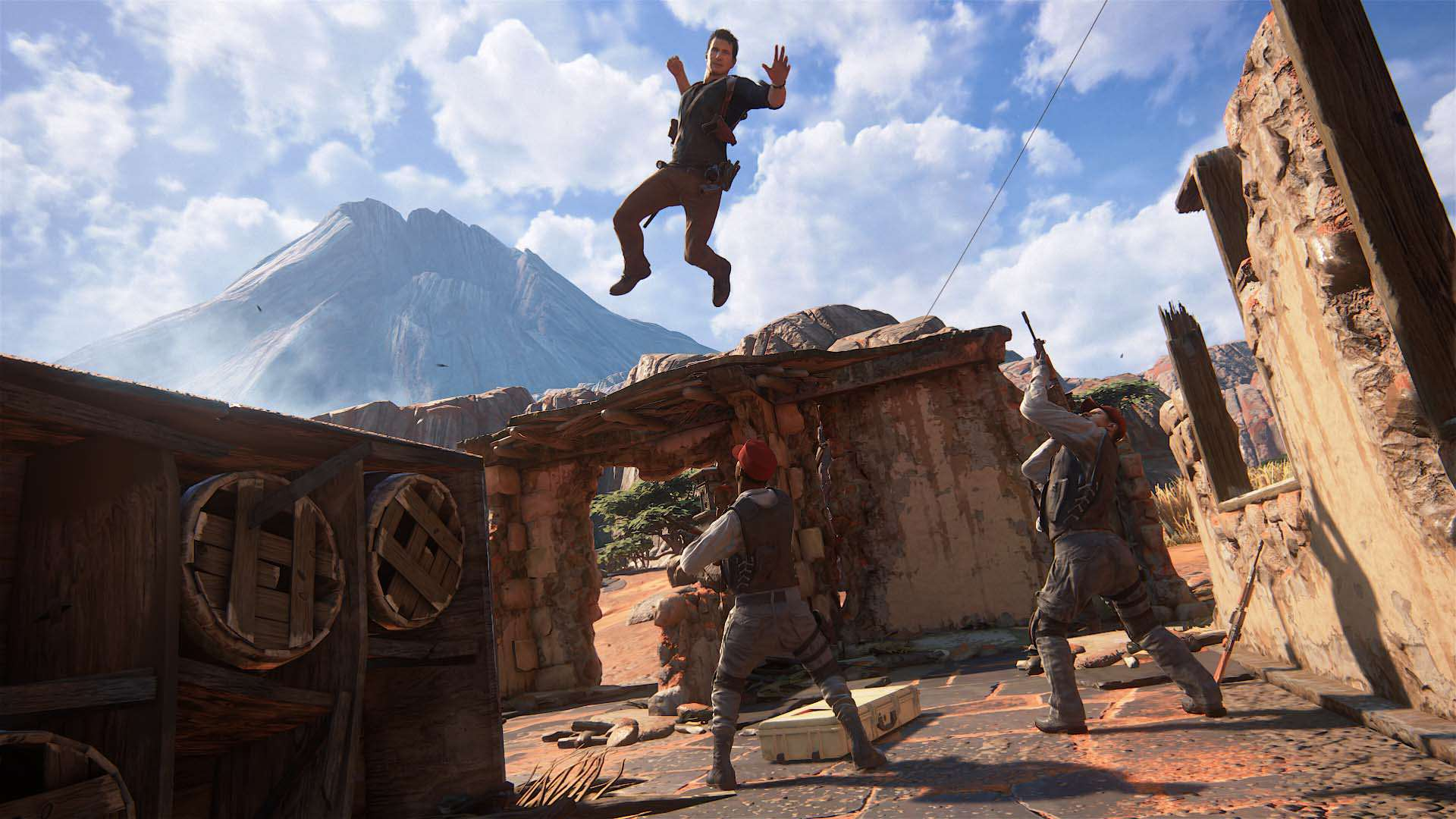 Naughty Dog Give Update On Uncharted 4s Single Player DLC 3038849 mad preview still 05