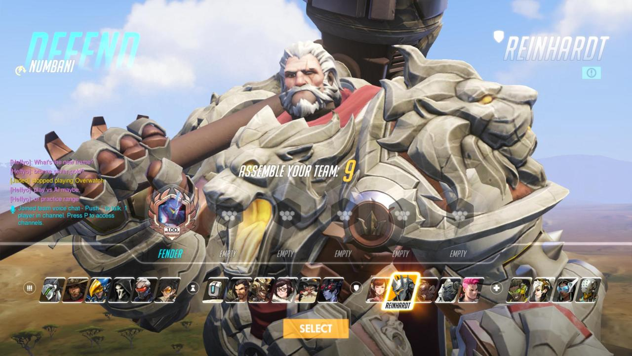 Overwatch Player Reaches Level 100 After Intense Gaming Marathon 3071703 1002