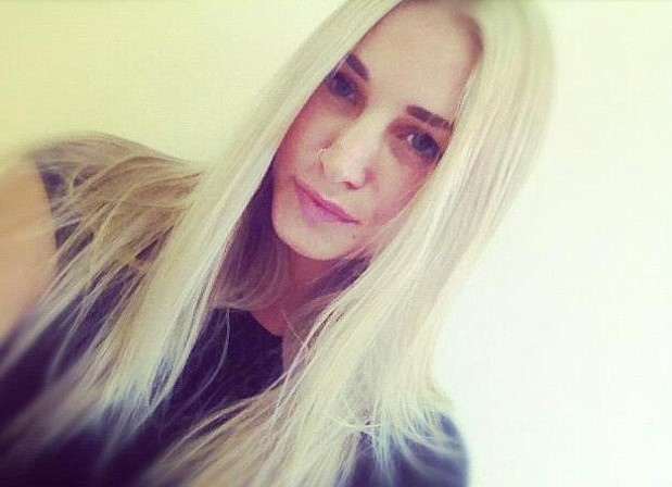 Young Woman Dies After Kiss Of Death From Boyfriend 3512F8C300000578 0 image a 33 1465439984970