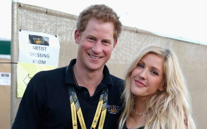 Prince Harry May Have A Secret Celebrity Girlfriend 36734987 Behind The Scenes At The Invictus GamesLONDON ENGLAND   SEPTEMBER 14  Prince Harry with Ell xlarge transfzOMAl0Xij9hZ3C3ekNETa4M69VNDPR7ZZSy2C6TDkI