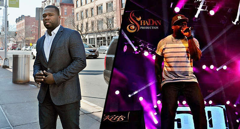 50 Cent Arrested In The Caribbean For Bizarre Reason 50 cent FB